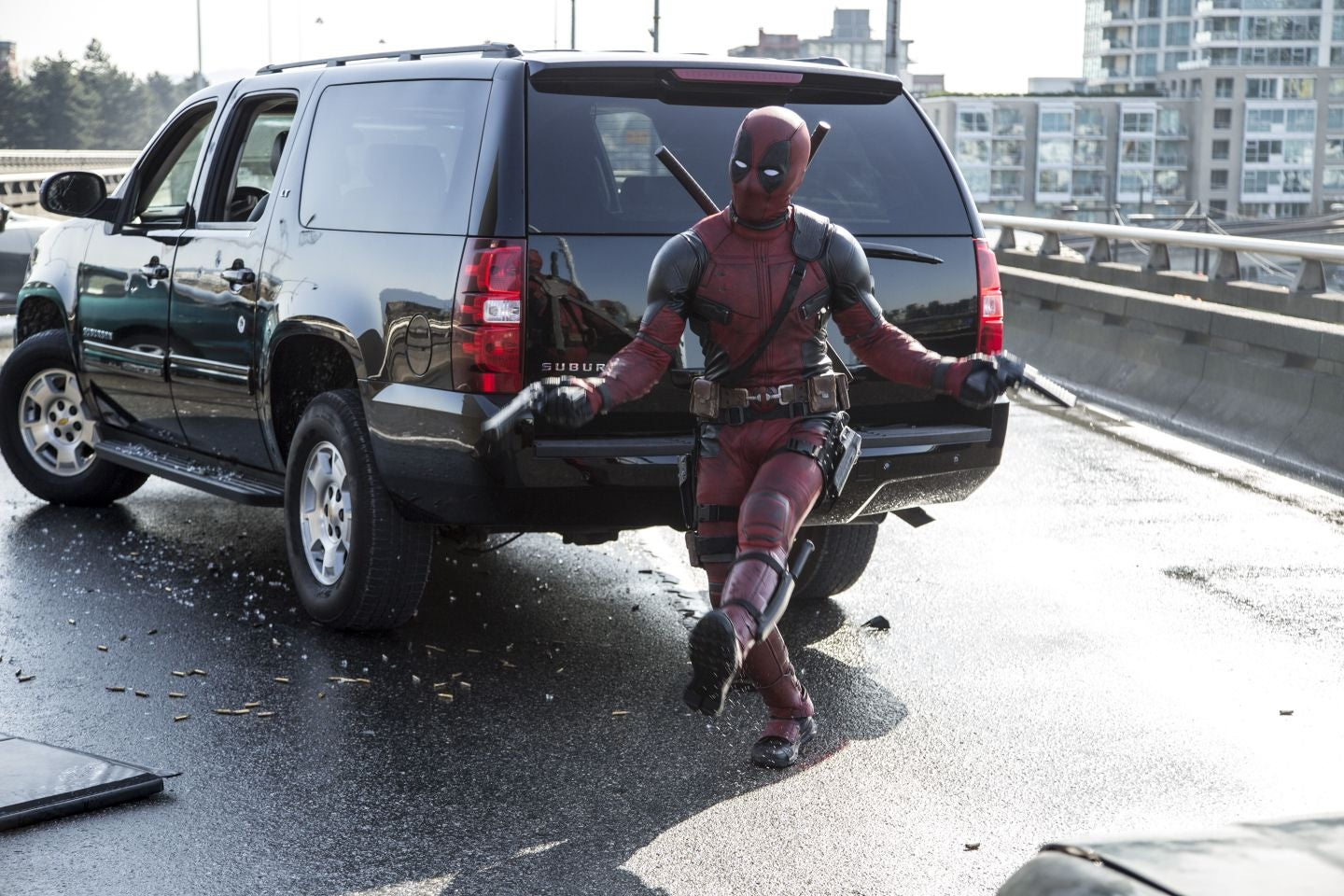 X-Men: Apocalypse director Bryan Singer says there is definitely room for a Deadpool crossover | News | Culture | The Independent