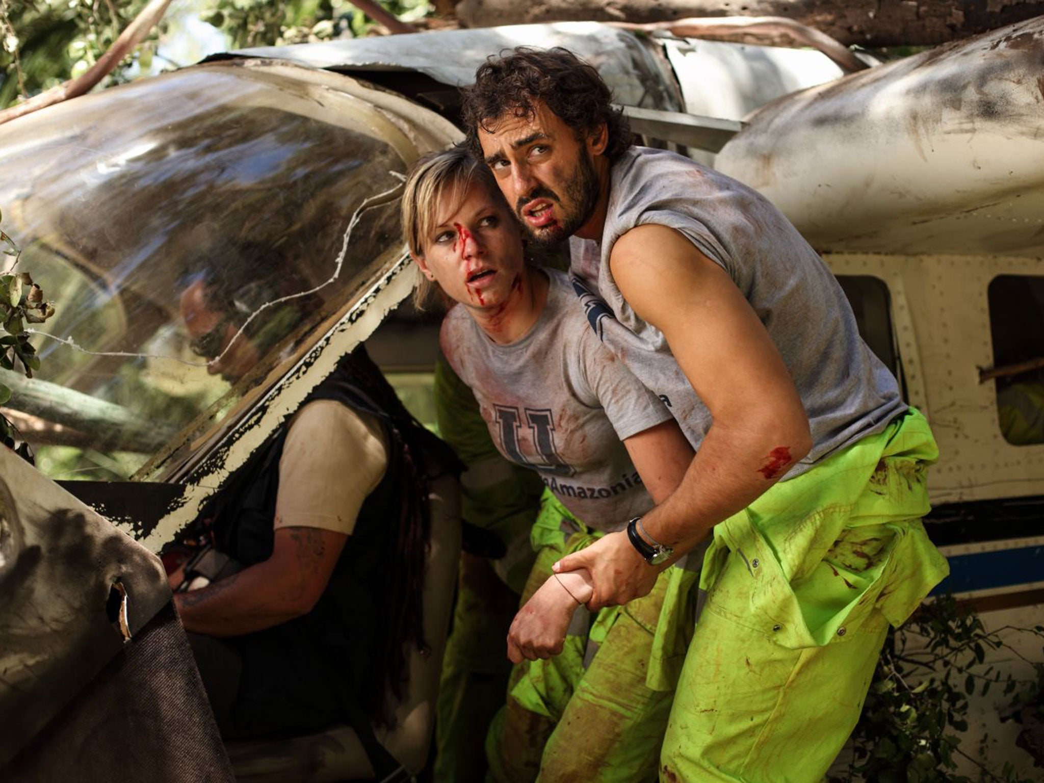 the green inferno film review cannibal movie lapses into