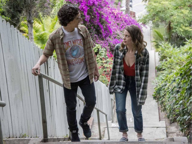 Judd Apatow bring his signature gross-out comedy to the small screen. Love, which Apatow produced, is a masterclass in restraint compared to 40 Year Old Virgin, Knocked Up etc. Paul Rust is Gus, a nerdish movie set tutor, whose develops a crush on Gillian Jacobs's too-cool-for-school radio producer Mickey. Romance, of a sort, blossoms – but Love's triumph is to acknowledge the complications of real life and to disabuse its characters of the idea that there's such a thing as a straightforward happy ending. Hipster LA provides the bustling setting.