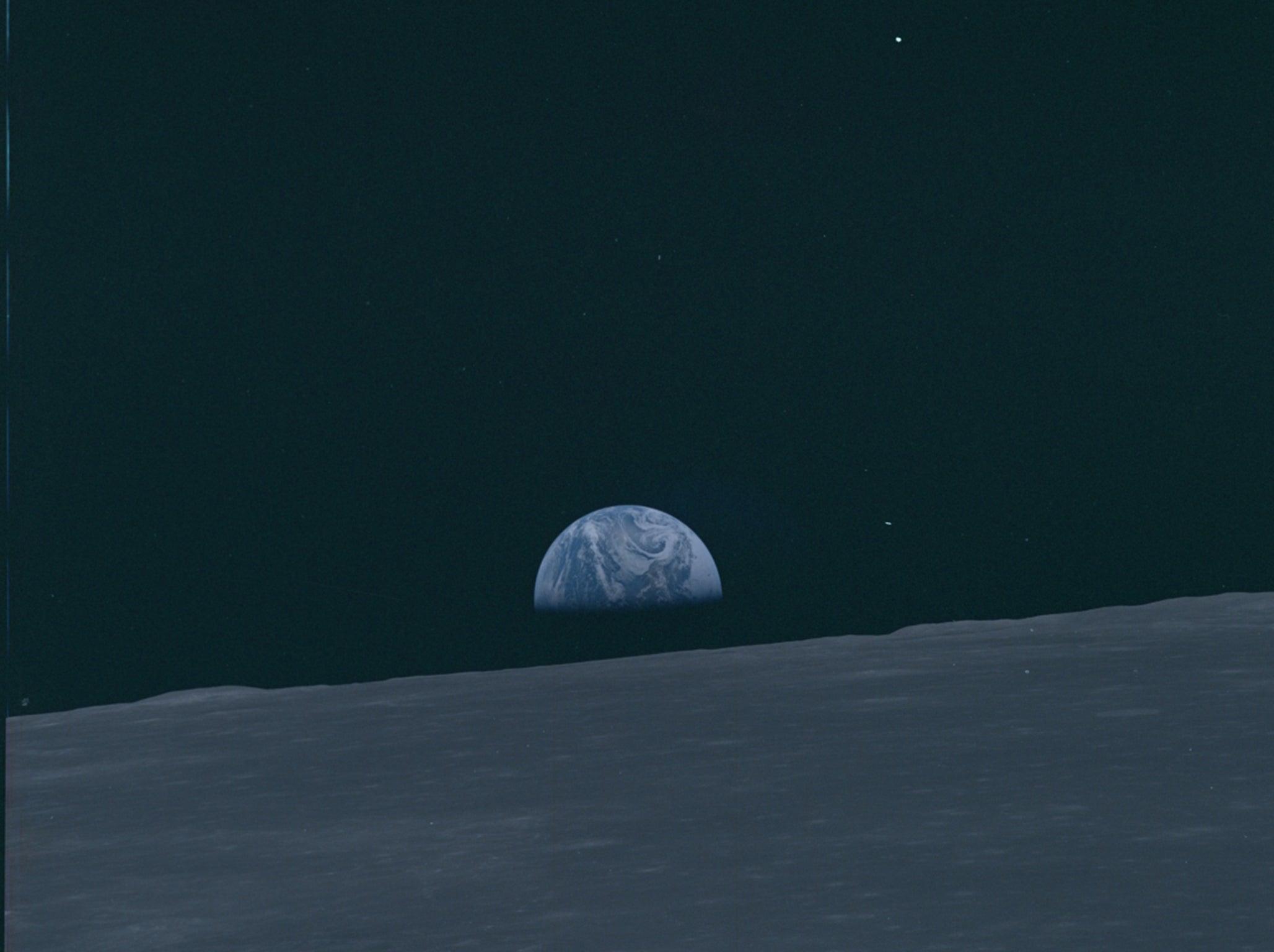 Dark Side of the Moon (film) - Wikipedia Nasa pictures of the dark side of moon