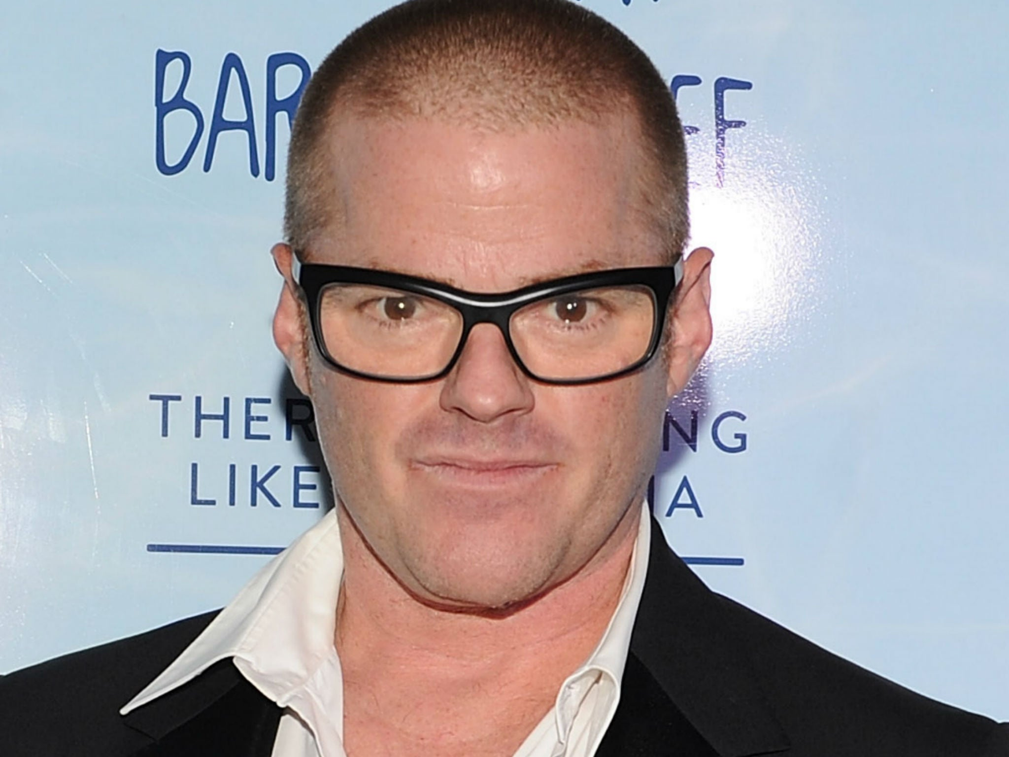 heston blumenthal on the problem with clean eating