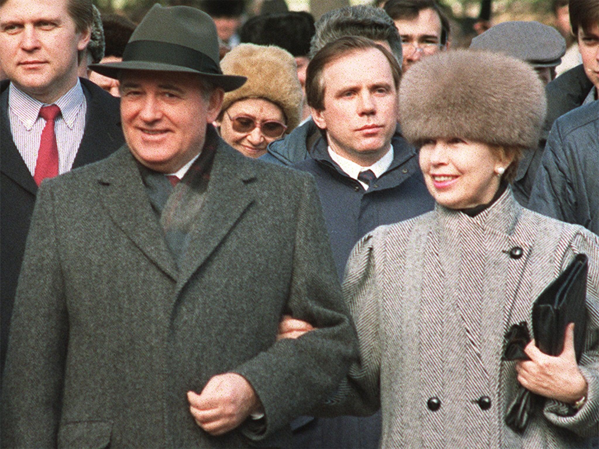 Горбачёв 35