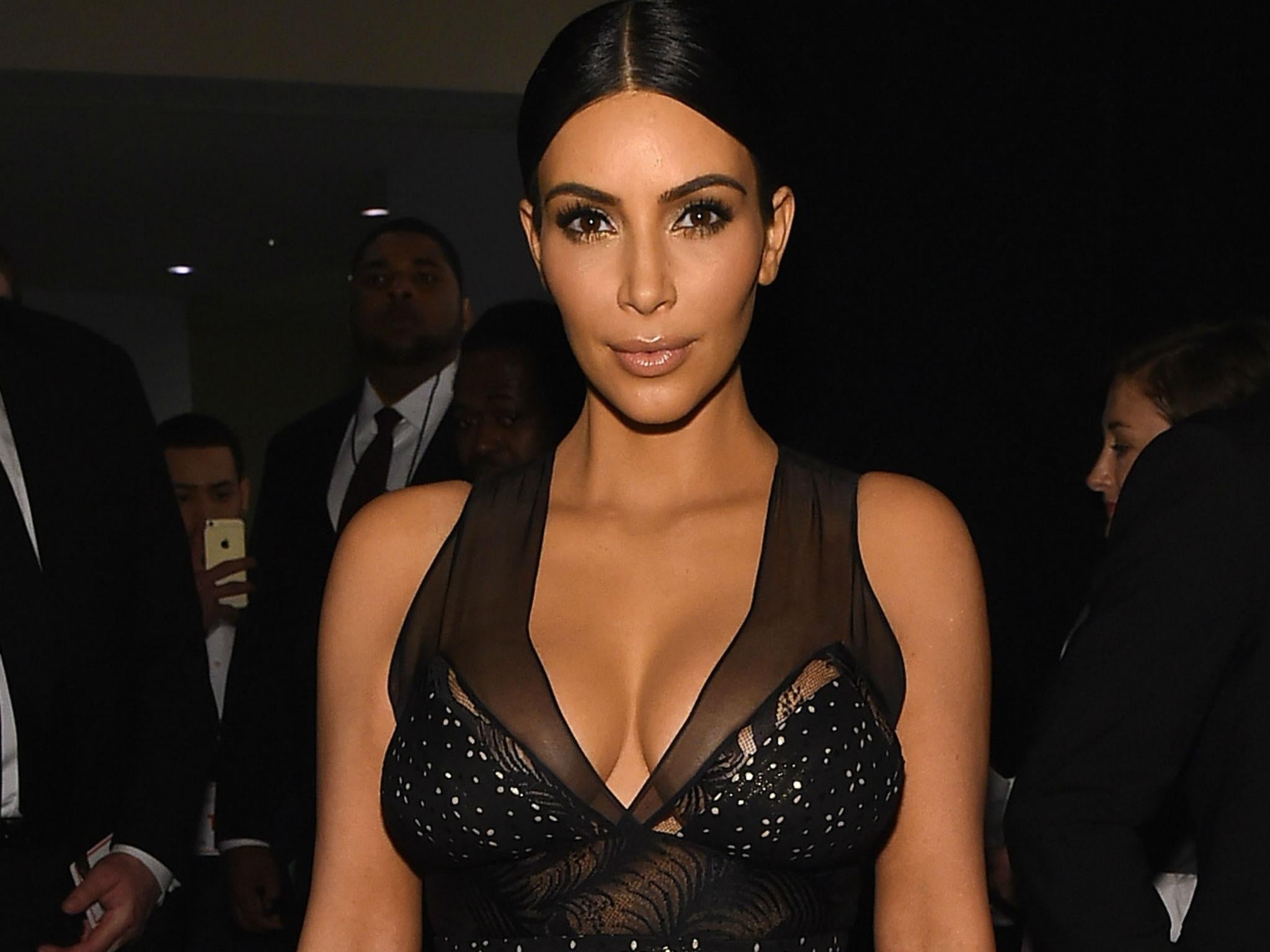Kim kardashian nude vid opinion you