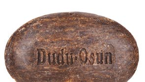 £0.99, Dudu Osun, pakcosmetics.com<br/><br/>This traditional African soap uses ash to purify skin while honey and shea butter moisturise and nourish without clogging pores.