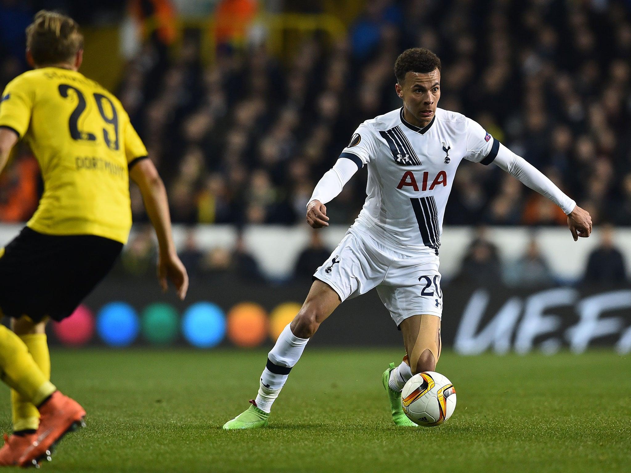Dele Alli: Tottenham star hailed by former Liverpool captain Steven Gerrard