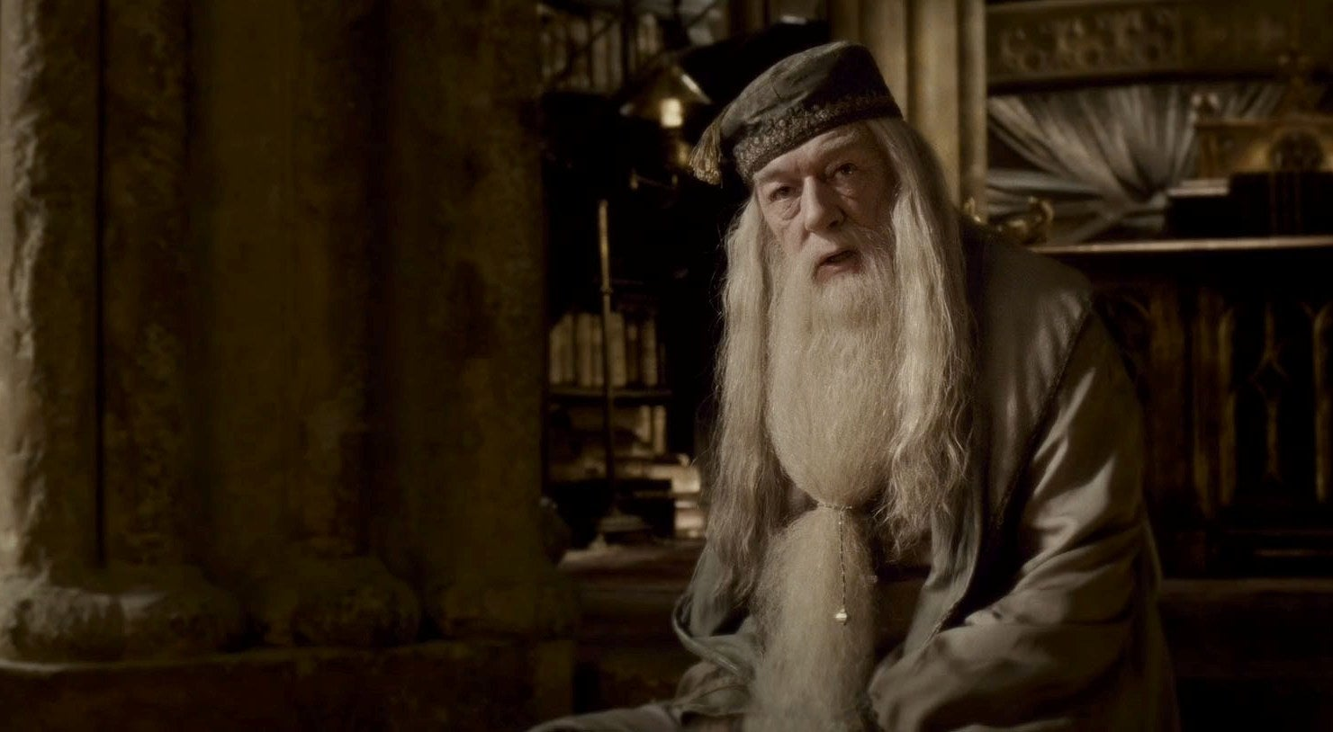 harry potter albus dumbledore relationship test