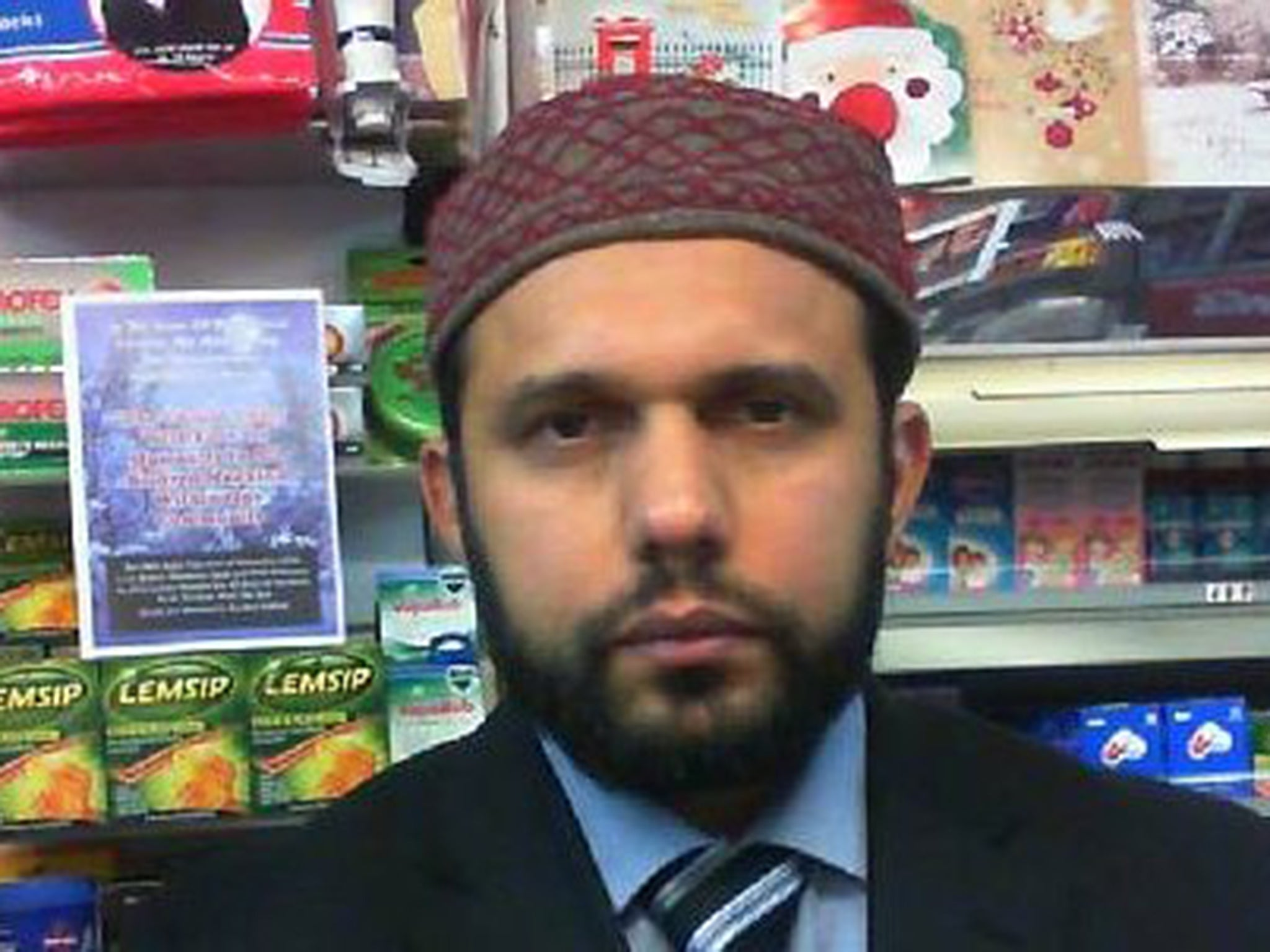 porters sideling muslim personals A smart, speedy take on the news from around the world.