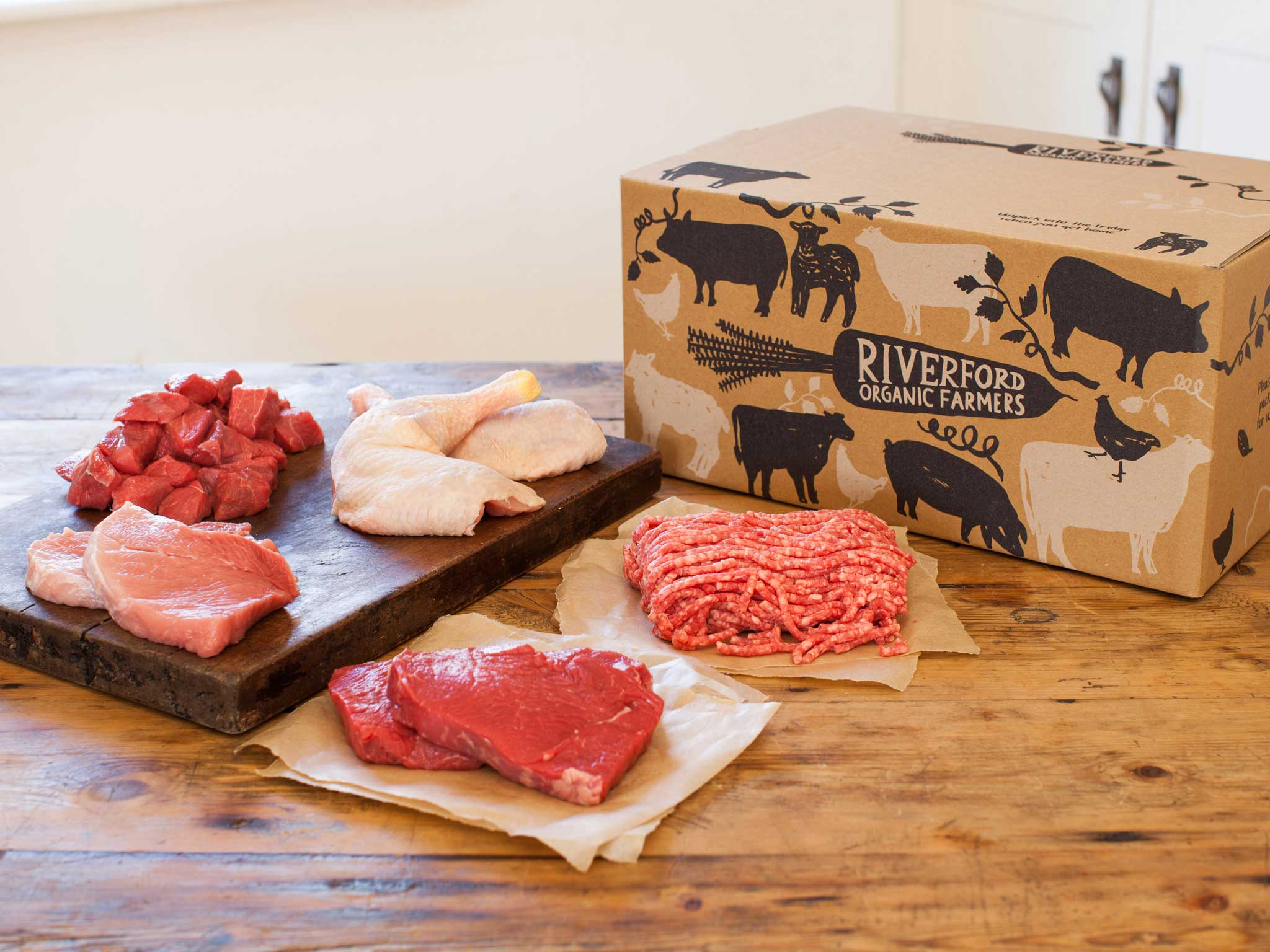 extras indybest food drink best meat boxes subscription abel cole riverford donald russell