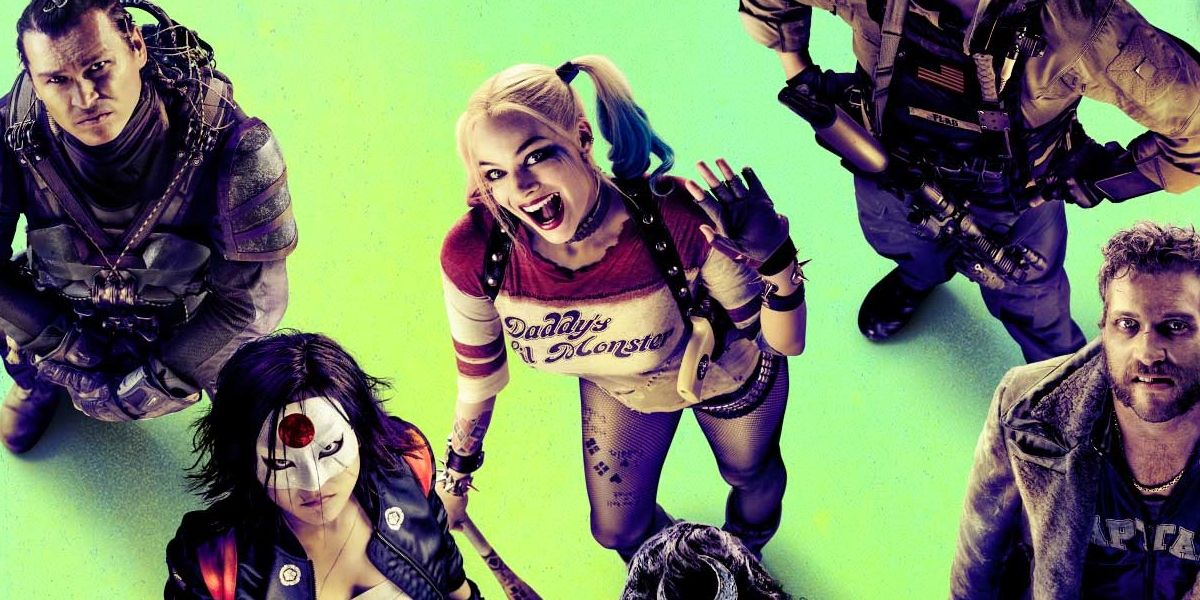 suicide squad new footage emphasises the film s humorous side