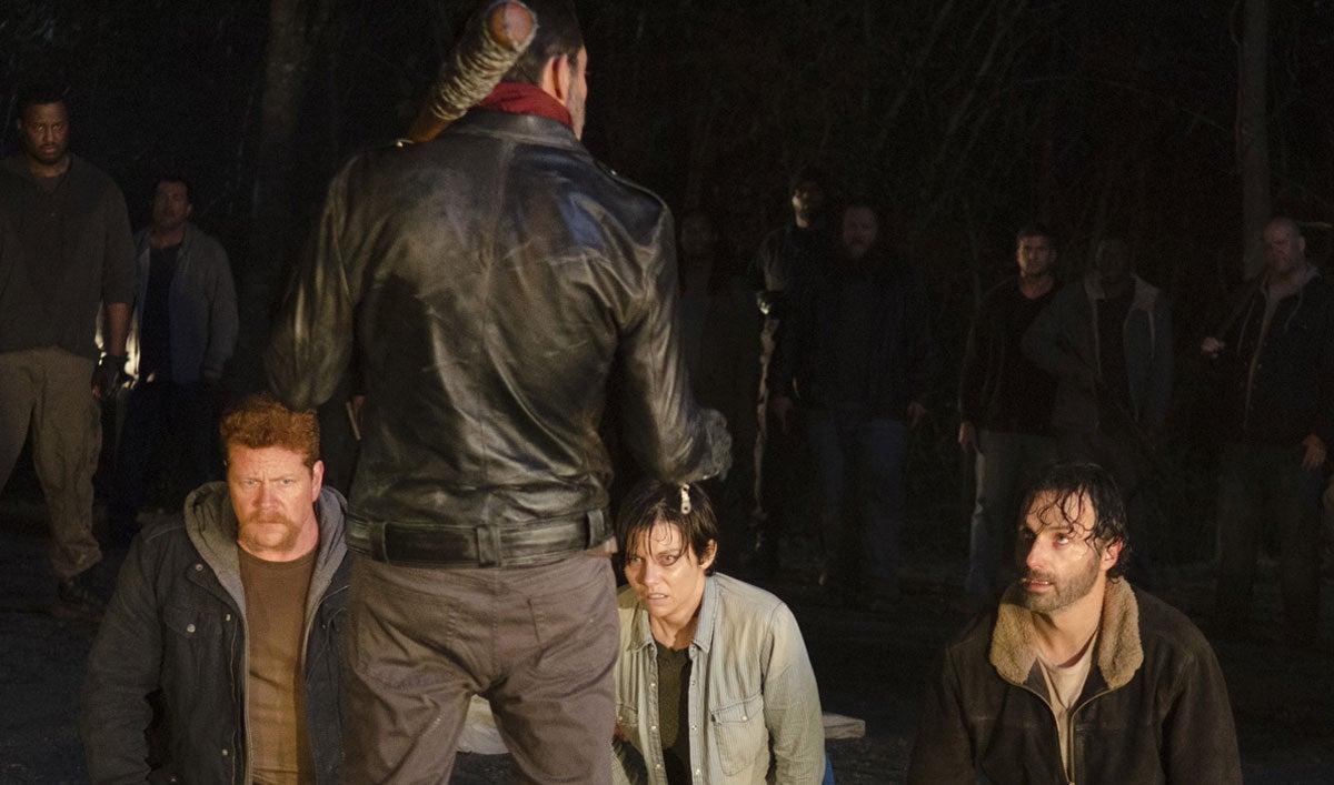 Walking dead season 5 finale date