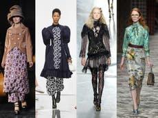 Downton Fab-y: the ladies are still fashion's dames du jour