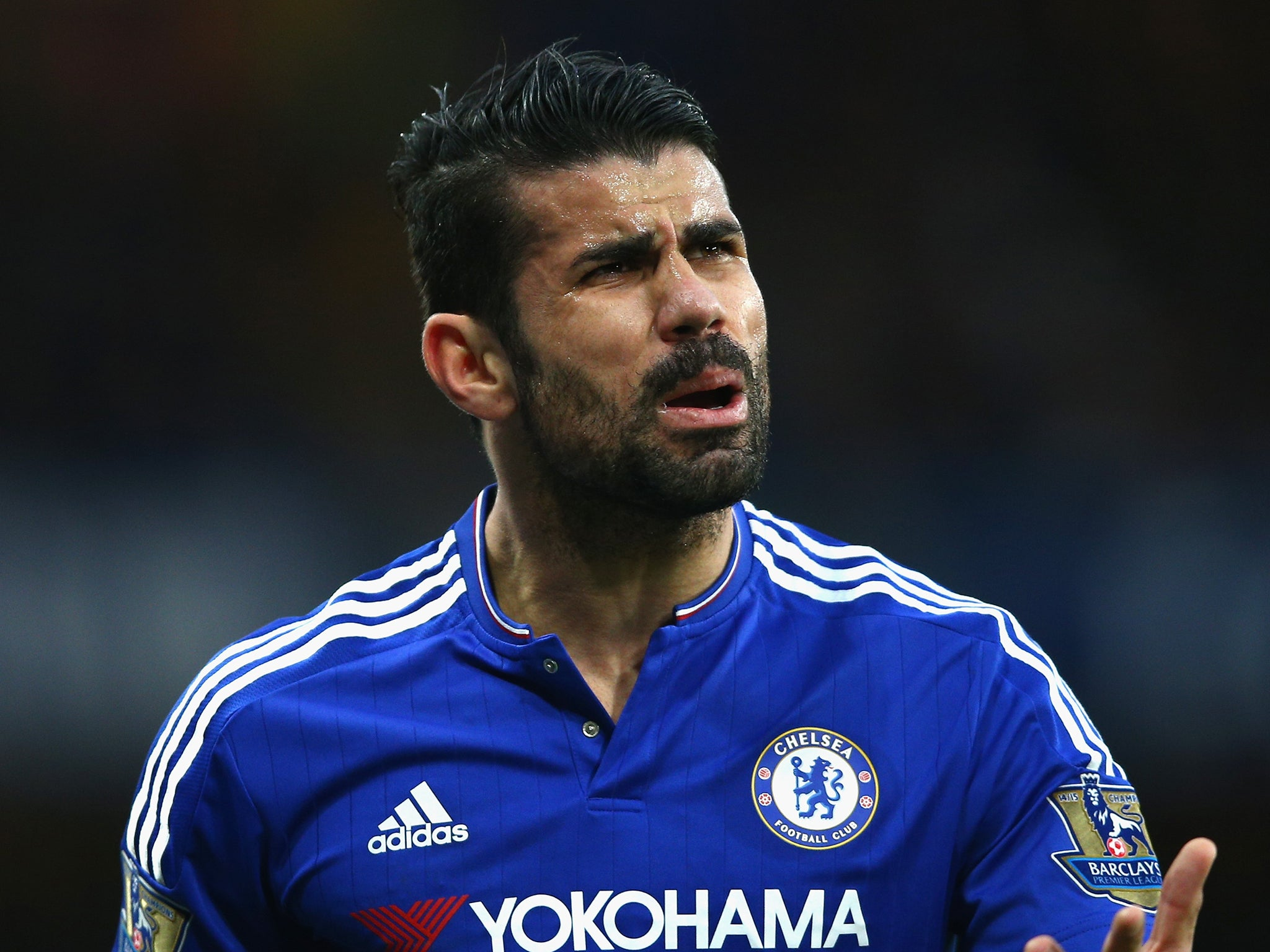Chelsea vs Manchester City team news: Diego Costa returns as Guus Hiddink changes three