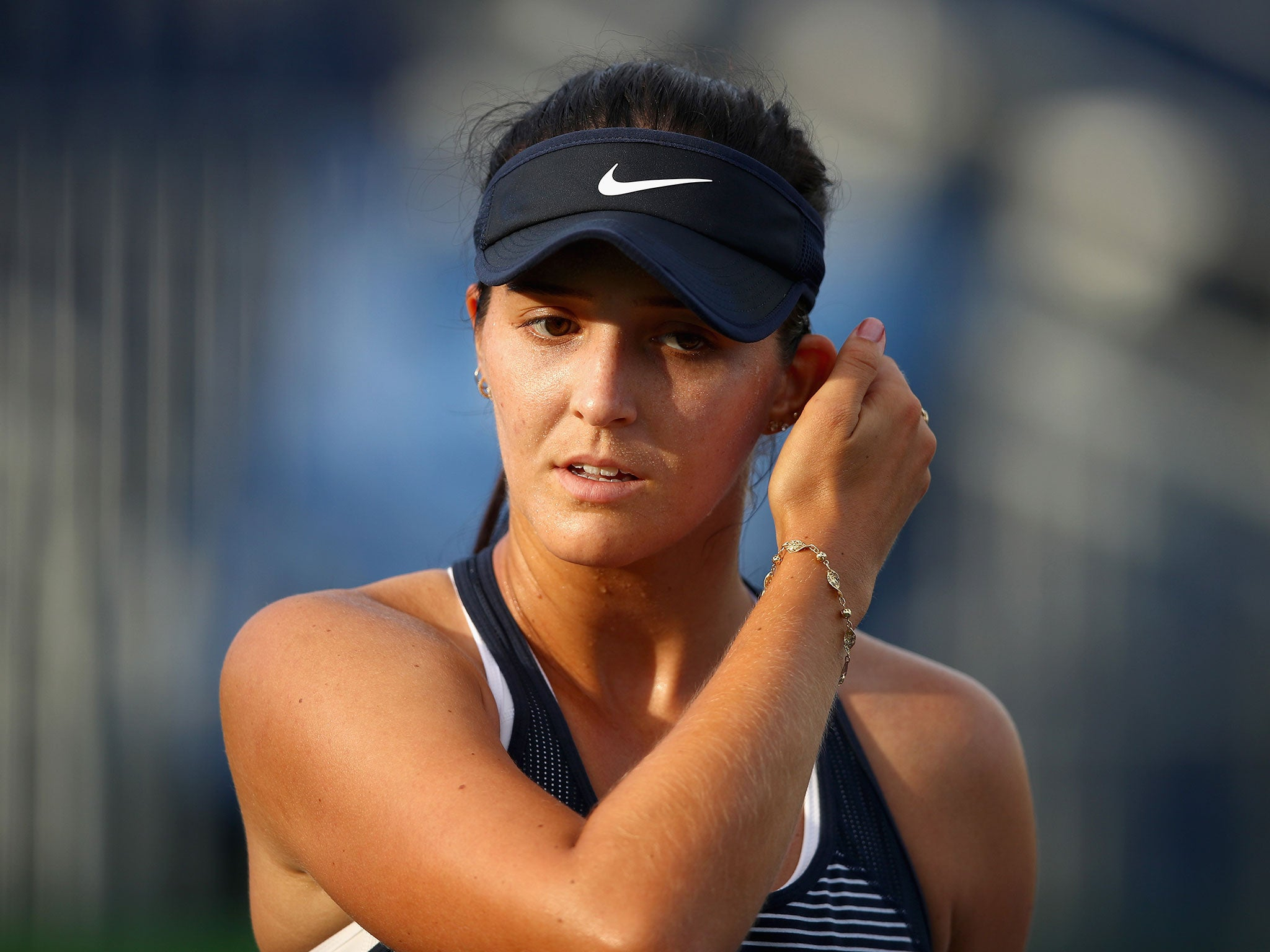 Laura Robson Drawn Against In Form Victoria Azarenka At Madrid Masters Tennis Sport The