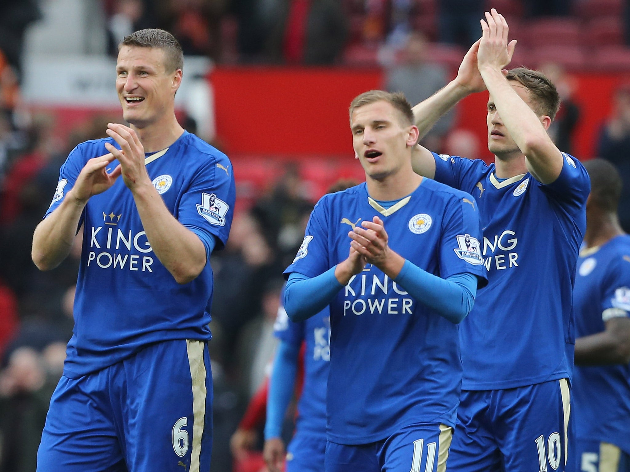 Leicester City players will watch Chelsea vs Tottenham together after skipping West Brom match, says Marc Albrighton