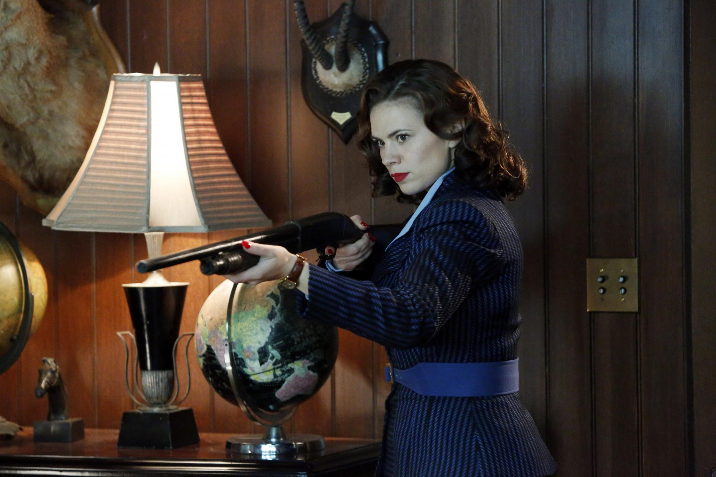 Marvel suffers blow as ABC cancels Agent Carter and passes up Agents of SHIELD spin-off | News | Culture | The Independent