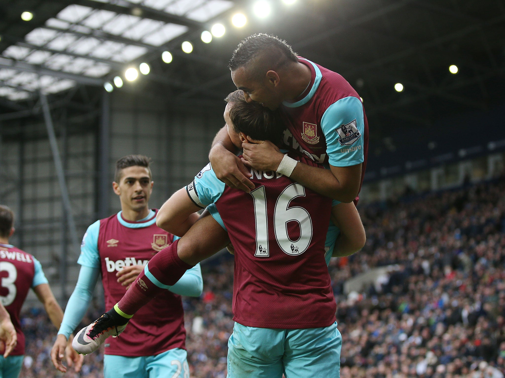 West Ham beat Leicester to be the most profitable Premier League team to bet on this season
