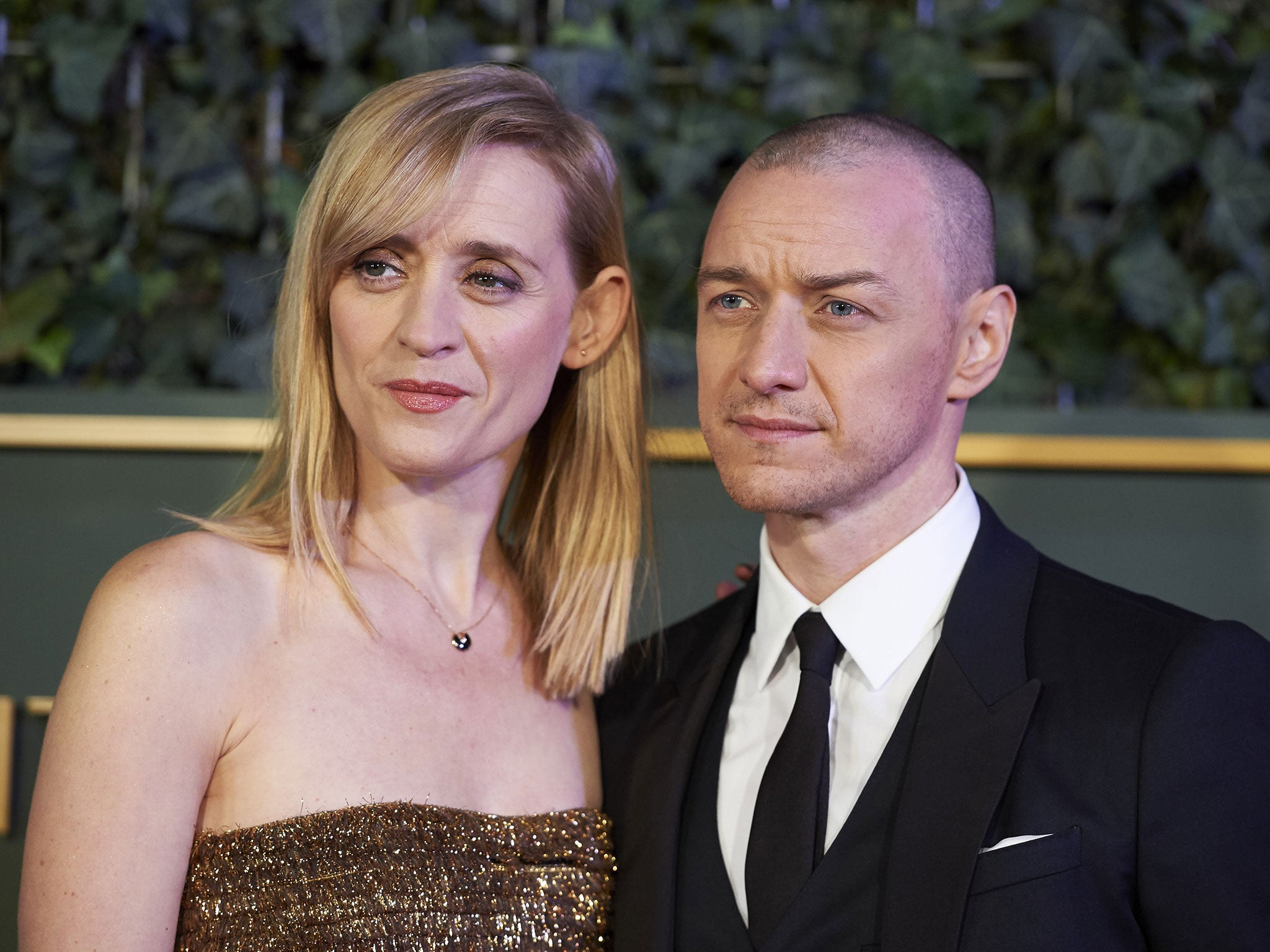 James McAvoy and Anne-Marie Duff announce they are to divorce   People   News   The Independent