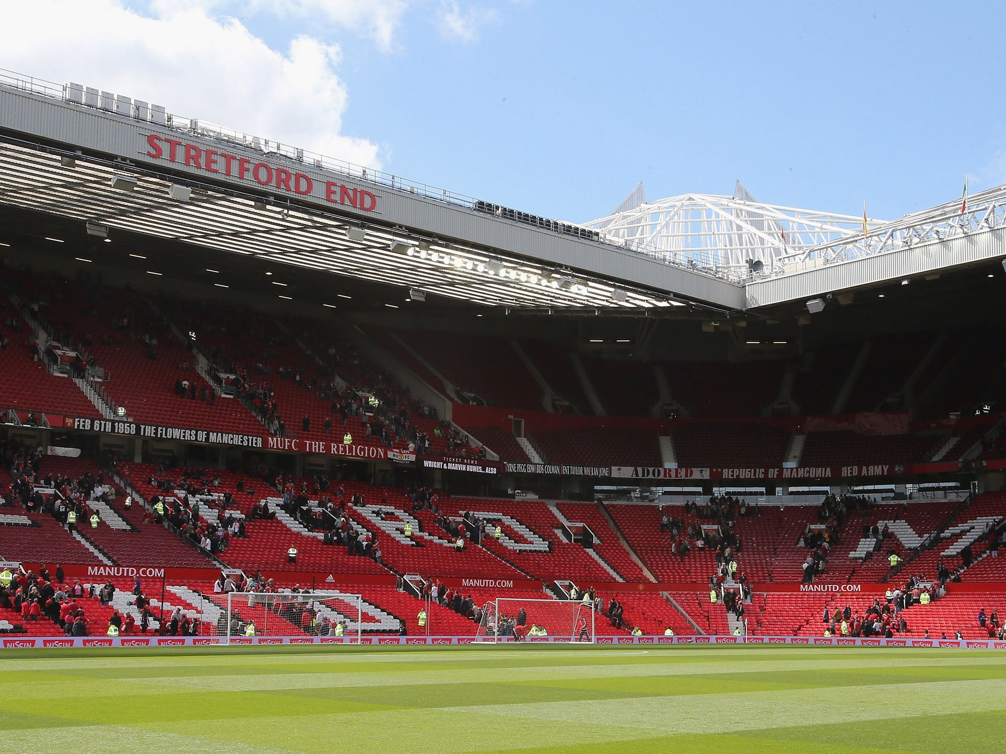 Manchester United vs Bournemouth could be rearranged for Monday behind closed doors | Premier League | Sport | The Independent