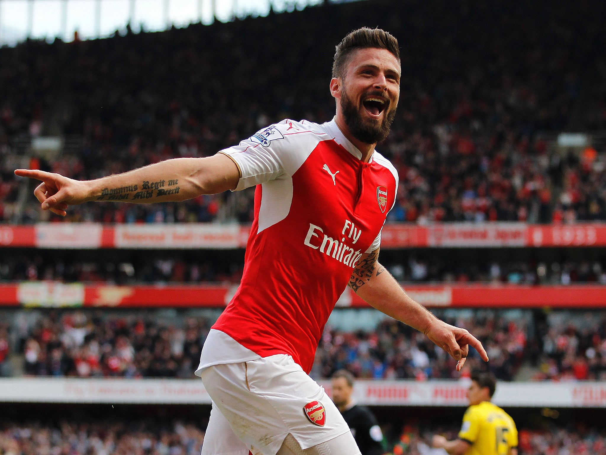 St. Totteringham's Day: Arsenal maintain 21-year record after Tottenham collapse to defeat at Newcastle | Premier League | Sport | The Independent