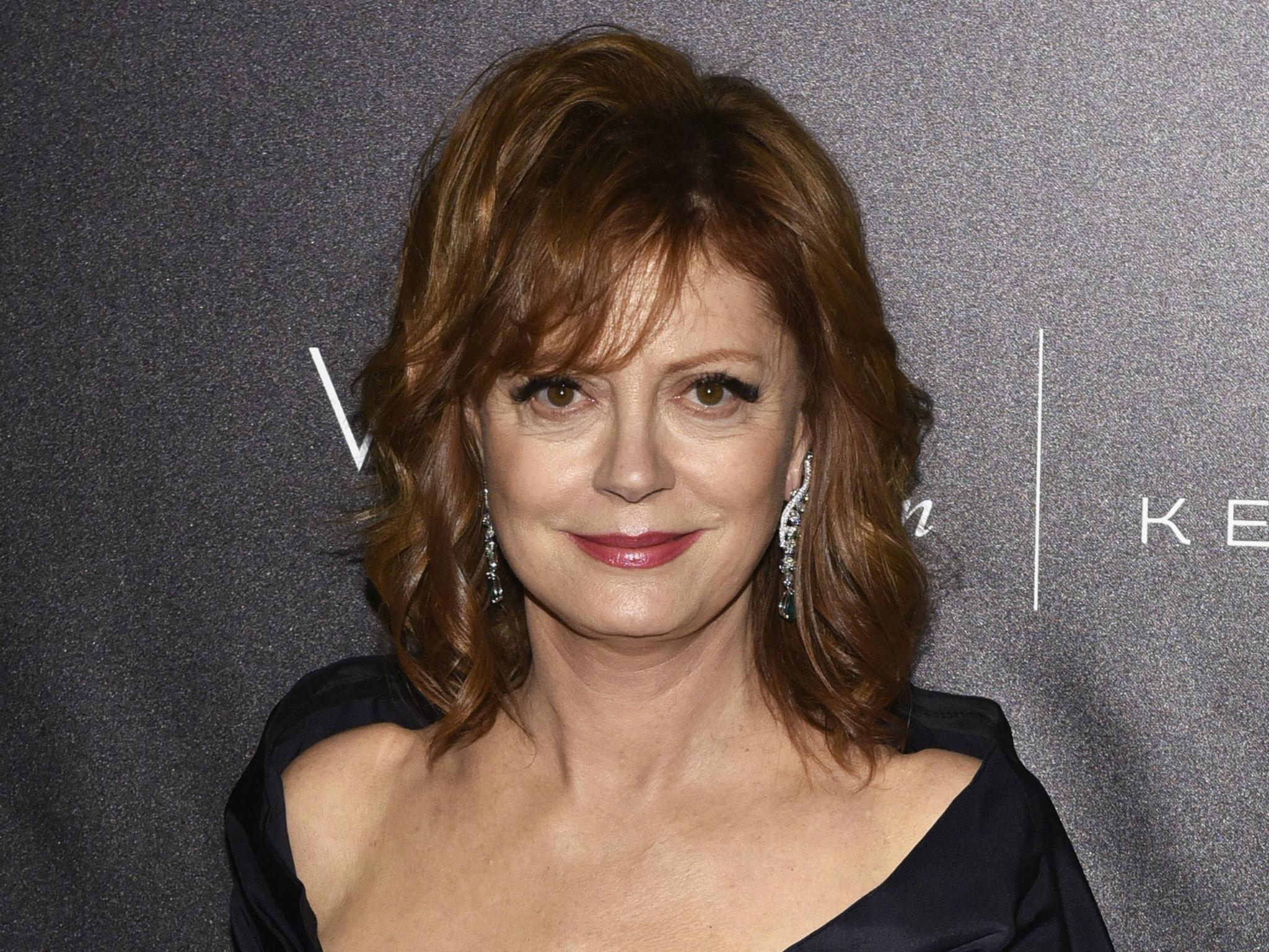 Susan Sarandon Attacks Woody Allen With Reference To Historic Sexual Abuse Claim People News