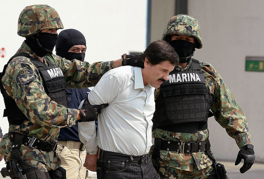 El Chapo drama series coming to Netflix and Univision | Films | Culture | The Independent