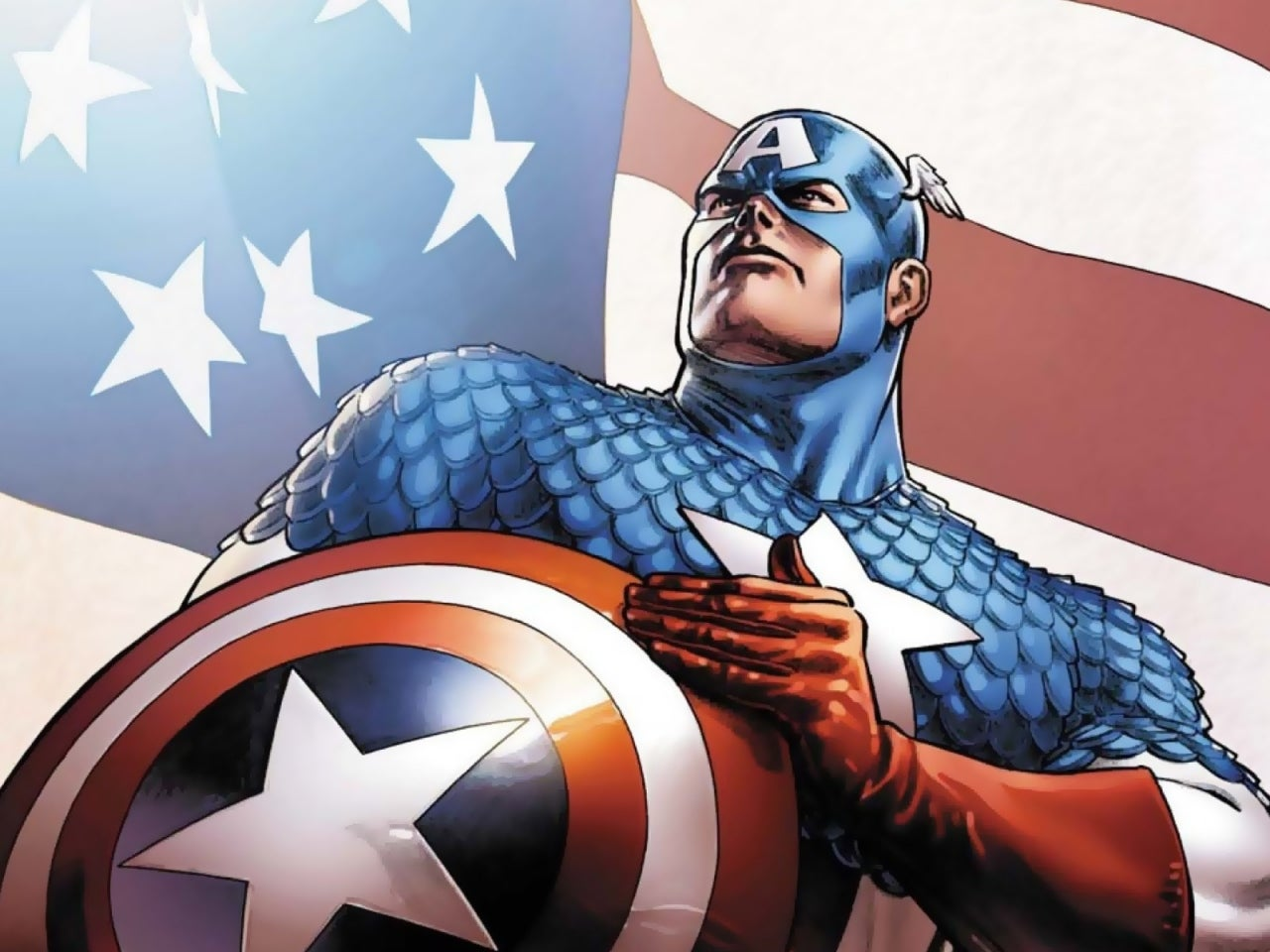 Marvel comics troll fans with implausible captain america twist the independent - Image captain america ...