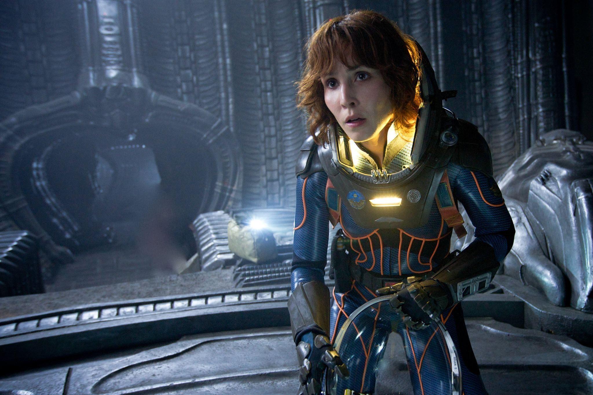 Alien Covenant Prometheus Actor Noomi Rapace To Return