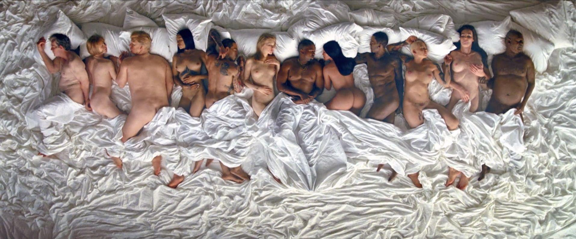 Painter who inspired Kanye West's 'Famous' music video destroys Lena Dunham's critique