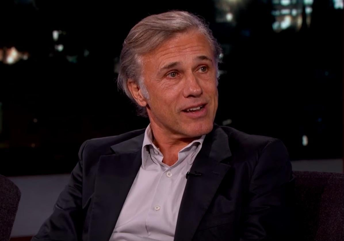 Christoph Waltz feels exactly like you do about cinema snacks