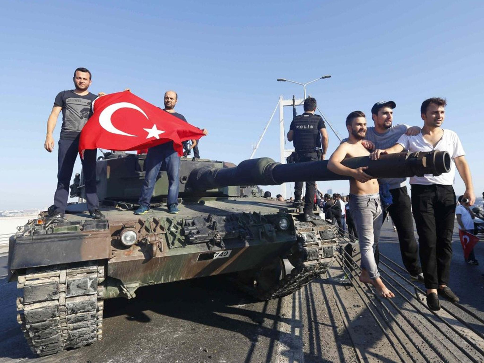 an analysis of the attempted coup in turkey The attempted military coup friday night in istanbul is a shock, perhaps most of all to turks.