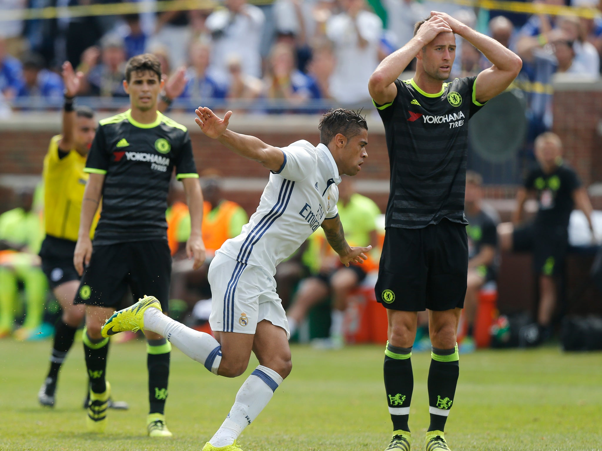 Real Madrid vs Chelsea: Five things we learnt from pre-season friendly defeat in Michigan