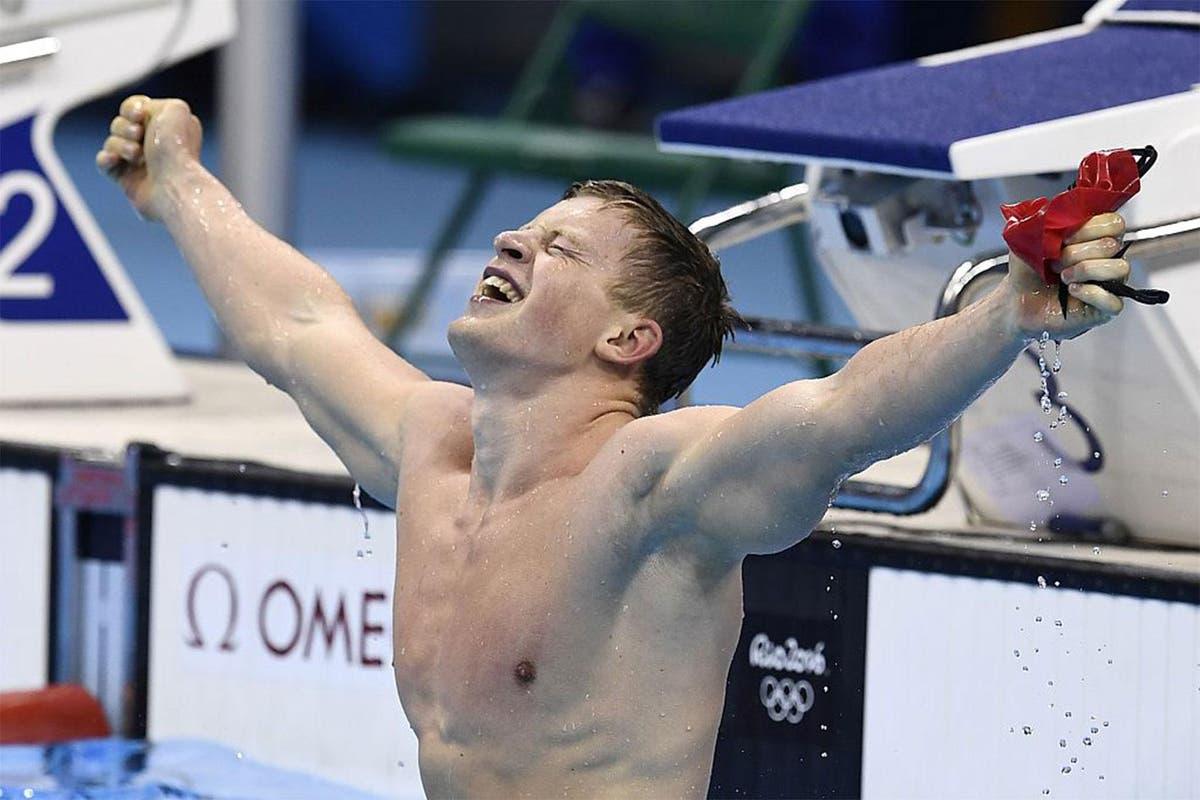 イギリスのオリンピック選手アダム・ピーティは誰ですか?