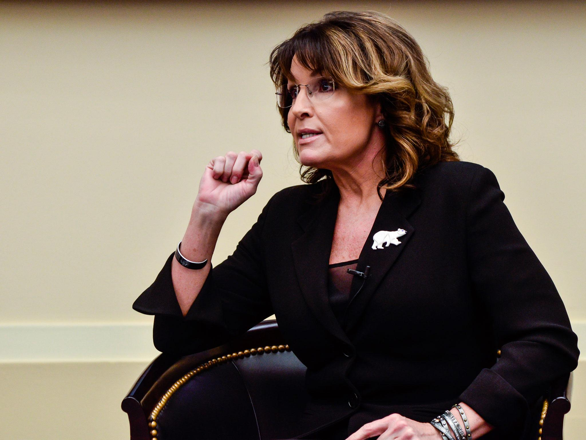 Sarah Palin says Donald Trump's immigration reversal is 'massive disappointment'