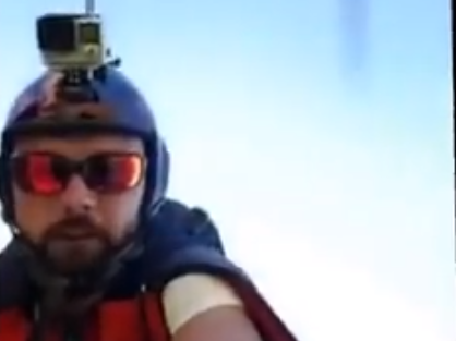Italian man 'broadcasts his own death' on Facebook Live as Switzerland BASE jump ends in tragedy