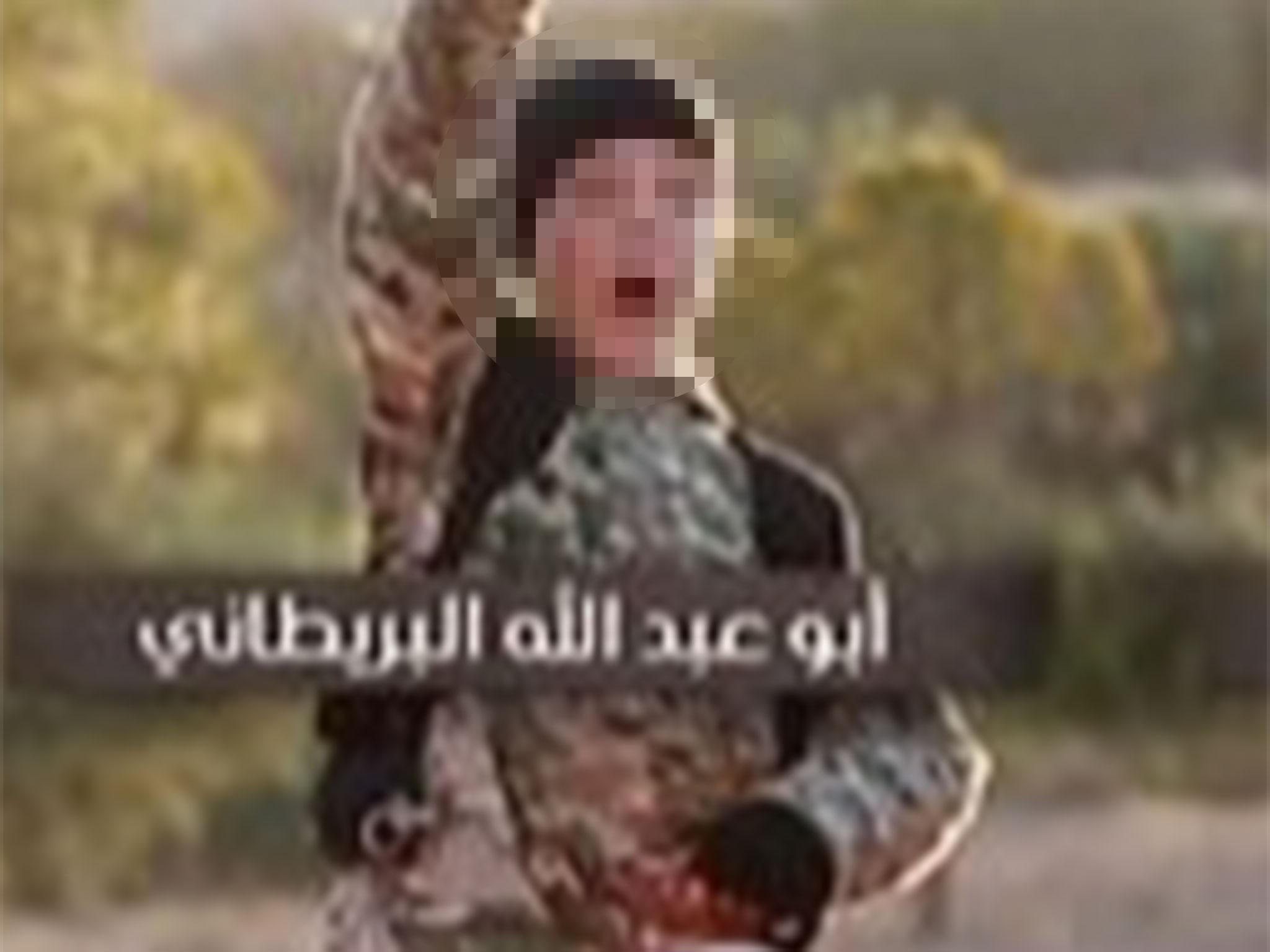 Isis execution video: British boy filmed killing man identified by father as '13-year-old son of Sally Jones'