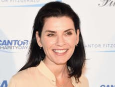 Julianna Margulies talks about playing a lesbian on The Morning Show