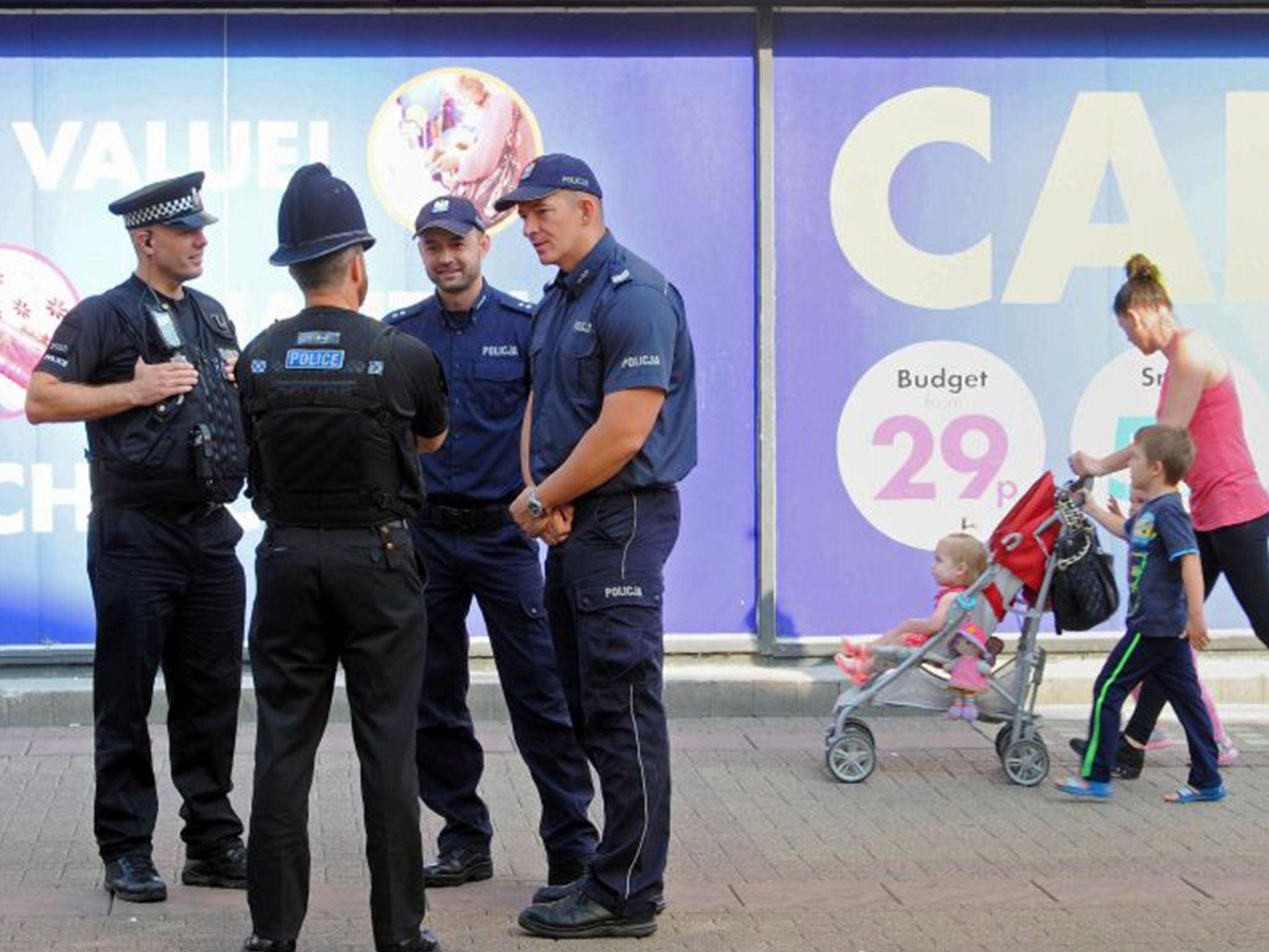Police dating uk