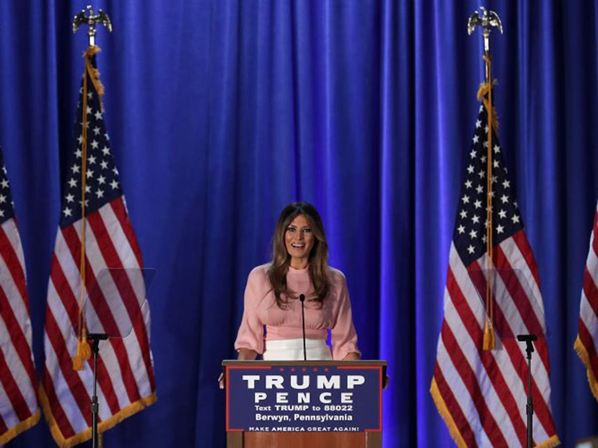 Melania Trump 'telling friends she has no interest in being first lady again'