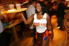 Hooters opens first restaurant that doesn't 'objectify' women - and employs men