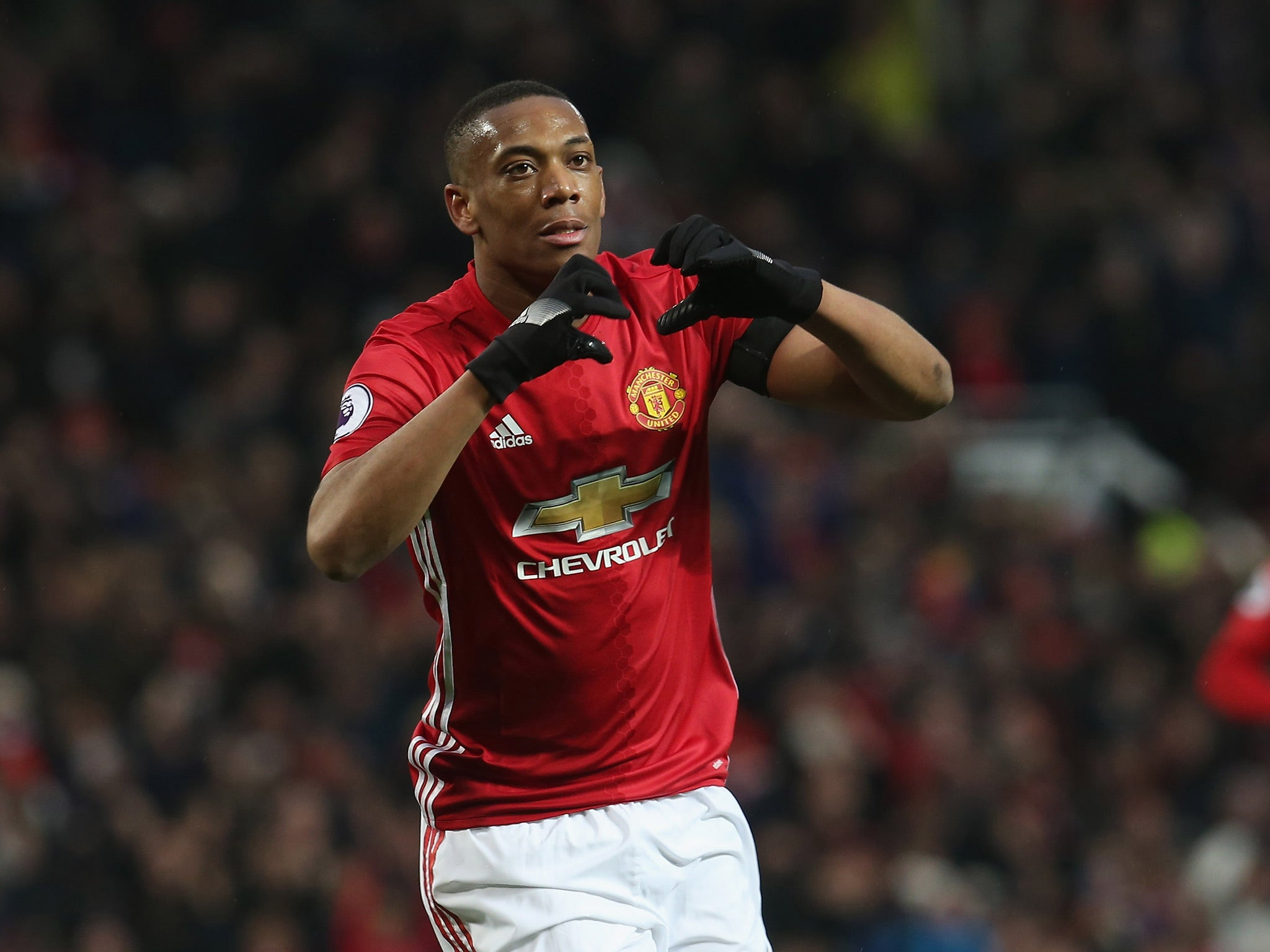 Anthony Martial Comes Back From The Brink To Inspire