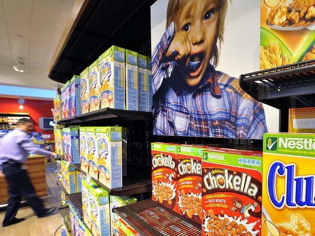 A major pressure group has issued a fresh warning about perilously high amounts of sugar in breakfast cereals, specifically those designed for children, and has said that levels have barely been cut at all in the last two and a half decades