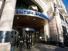 British American Tobacco investigated by Serious Fraud Office on suspicion of corruption