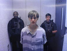 Dylann Roof: White supremacist launched death row hunger strike then gave up