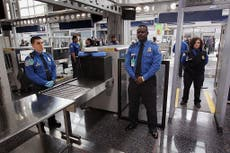 Americans are bringing record number of guns to airports, TSA says