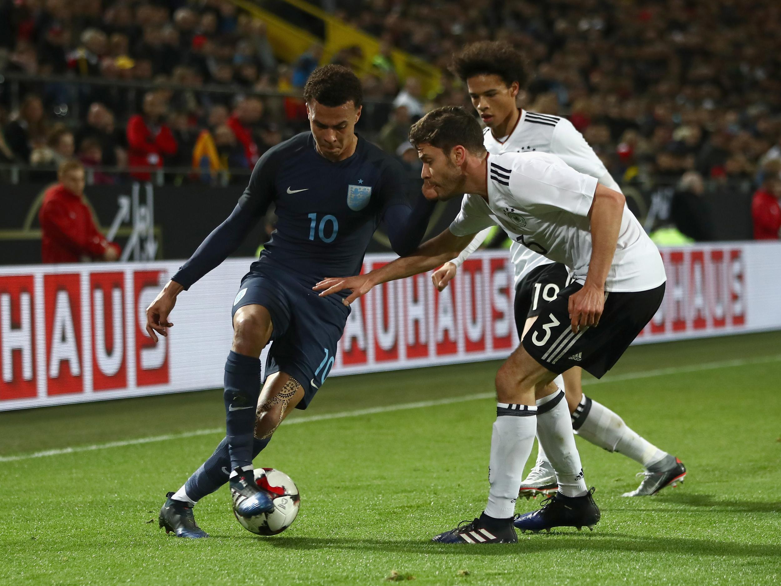 Dele Alli Fantastic Yet Again For England Against Germany To Prove That He Is The Man For The