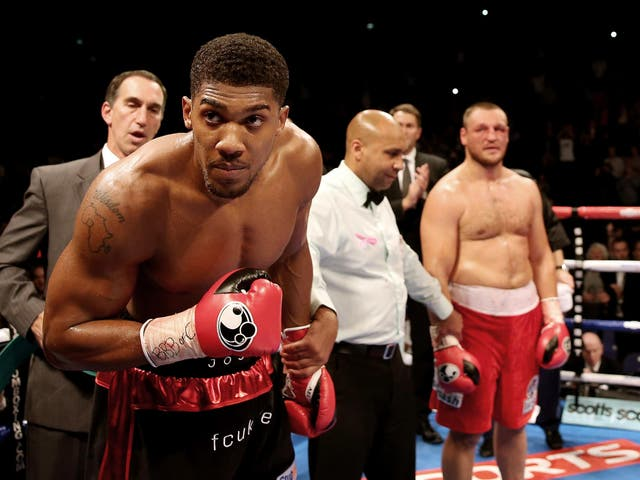 Joshua claimed the WBC International heavyweight title by destroying Denis Bakhtov in within two rounds showing he is one of the most exciting prospects in world boxing.