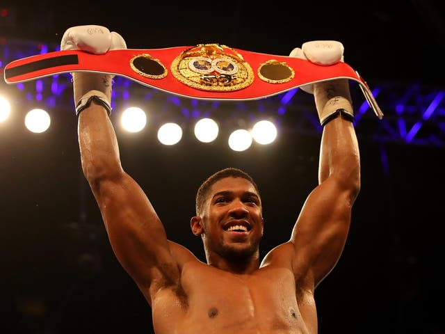 Joshua defended his IBF world title in a seventh round stoppage win over Dominic Breazeale to continue his unstoppable run to the top.