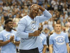 Michael Jordan's iconic first Nike trainers sell for $1.5mn