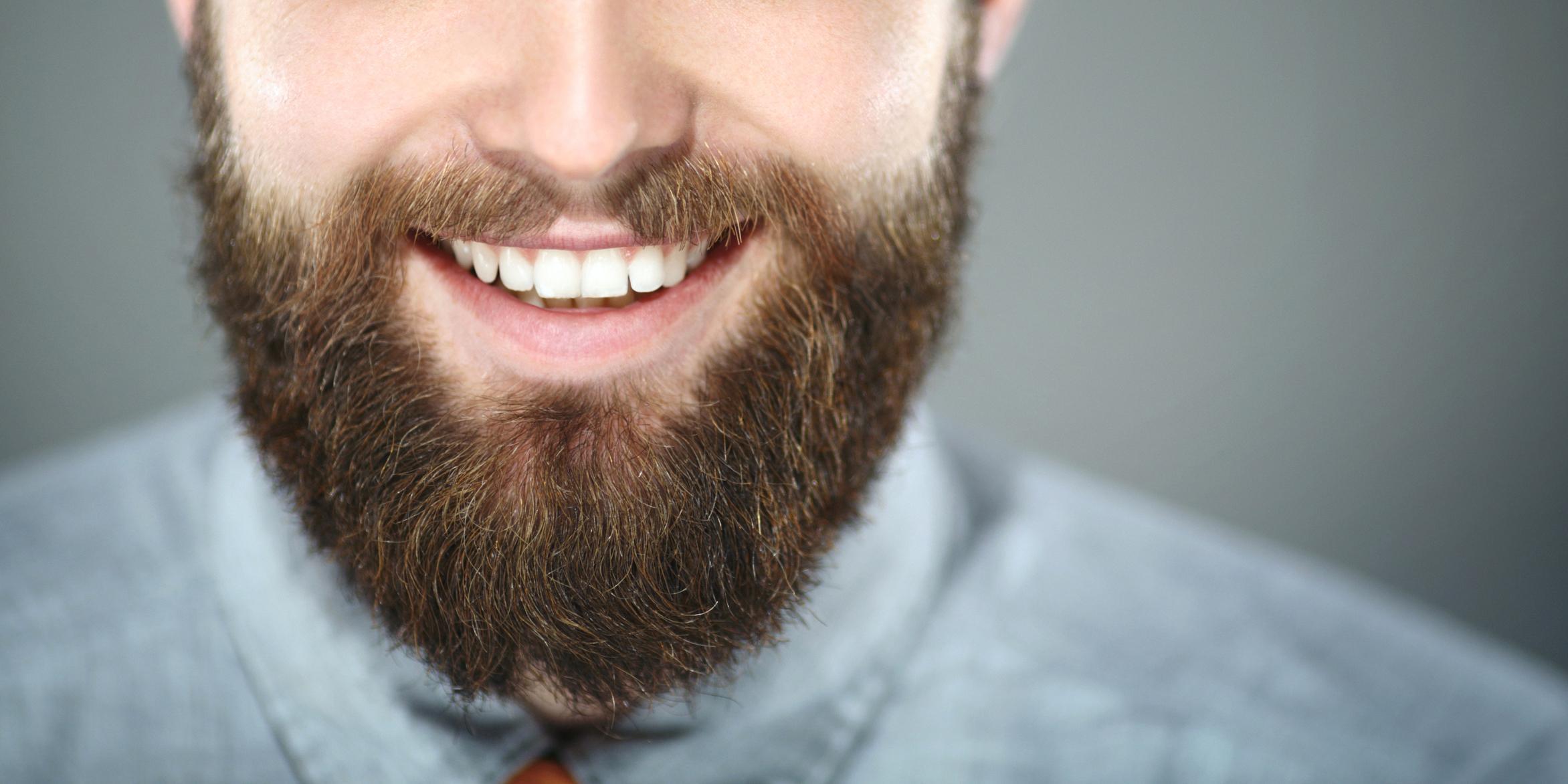 Как привести в порядок бороду своими руками