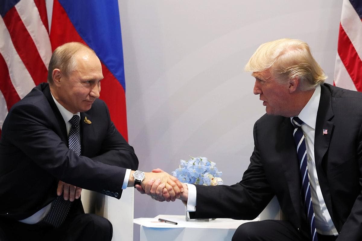 Putin authorised operation to help 'mentally unstable' Trump get elected, report claims